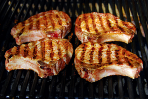 Marinaded Pork Chops