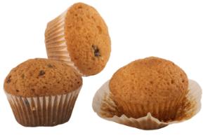 Apple Flax Muffins
