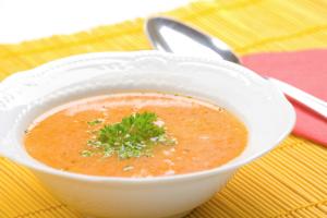 Sweet Potato Chipolte Soup