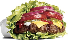Choose Wisely – Dining out (Hamburgers)