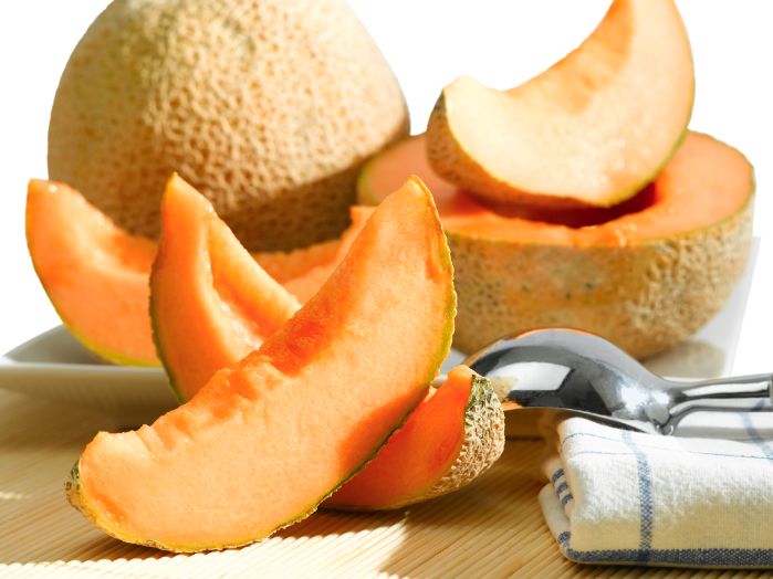 Scoop up some Cantaloupe!