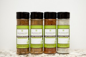 Review of the Spices and Dressings