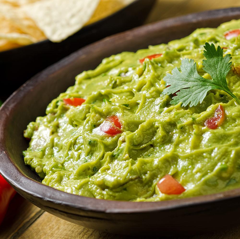 Holy (Healthy) Guacamole