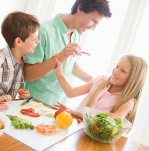 Healthy Snacks for Healthy Kids!