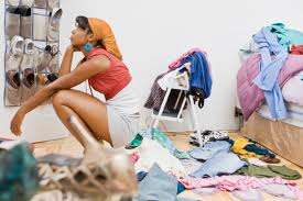 Lost weight? Clean out that Closet!