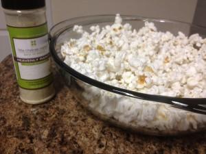 Movie Style Popcorn