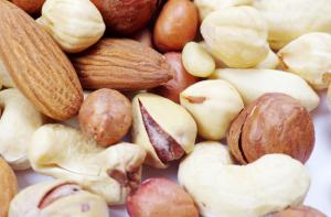Keep Nuts Handy!