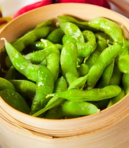 Edamame – A healthy snack!
