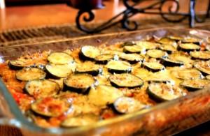 Zucchini and Quinoa Bake