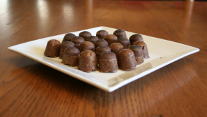 Healthy Chocolate Bites