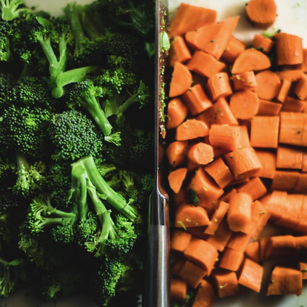 Freezing Fruits & Vegetables