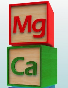 THE DYNAMIC DUO OF MINERALS: Calcium and Magnesium