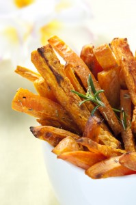 Mexican Sweet Potato Fries