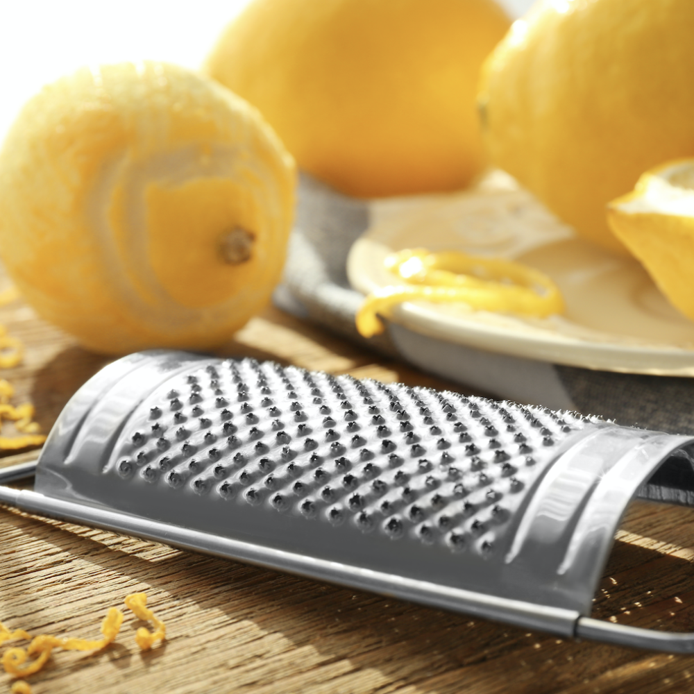 Eat those lemon peels!