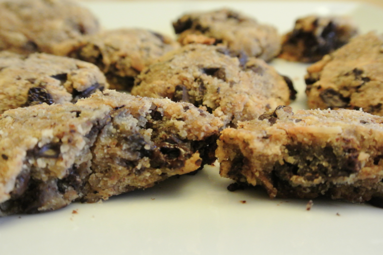Healthy Choice – Hazelnut Chocolate Cookies
