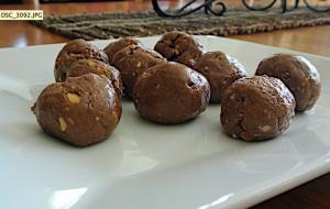 Chocolate Fiber Balls