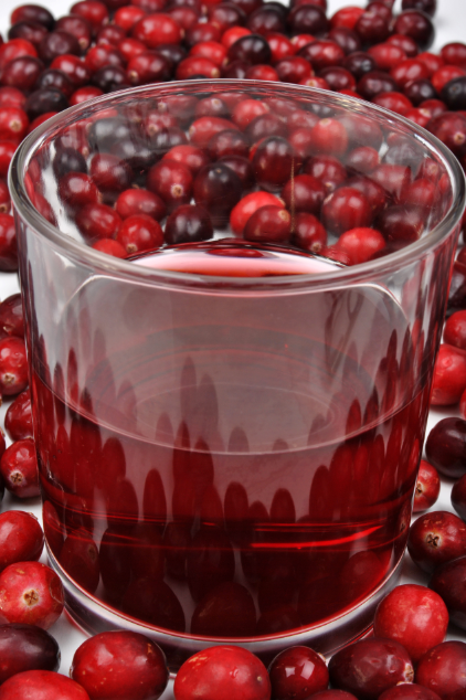 Cranberry Water – Relief for the Common Cold