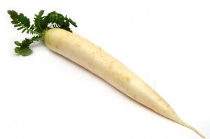 Health Benefits of the Daikon Radish