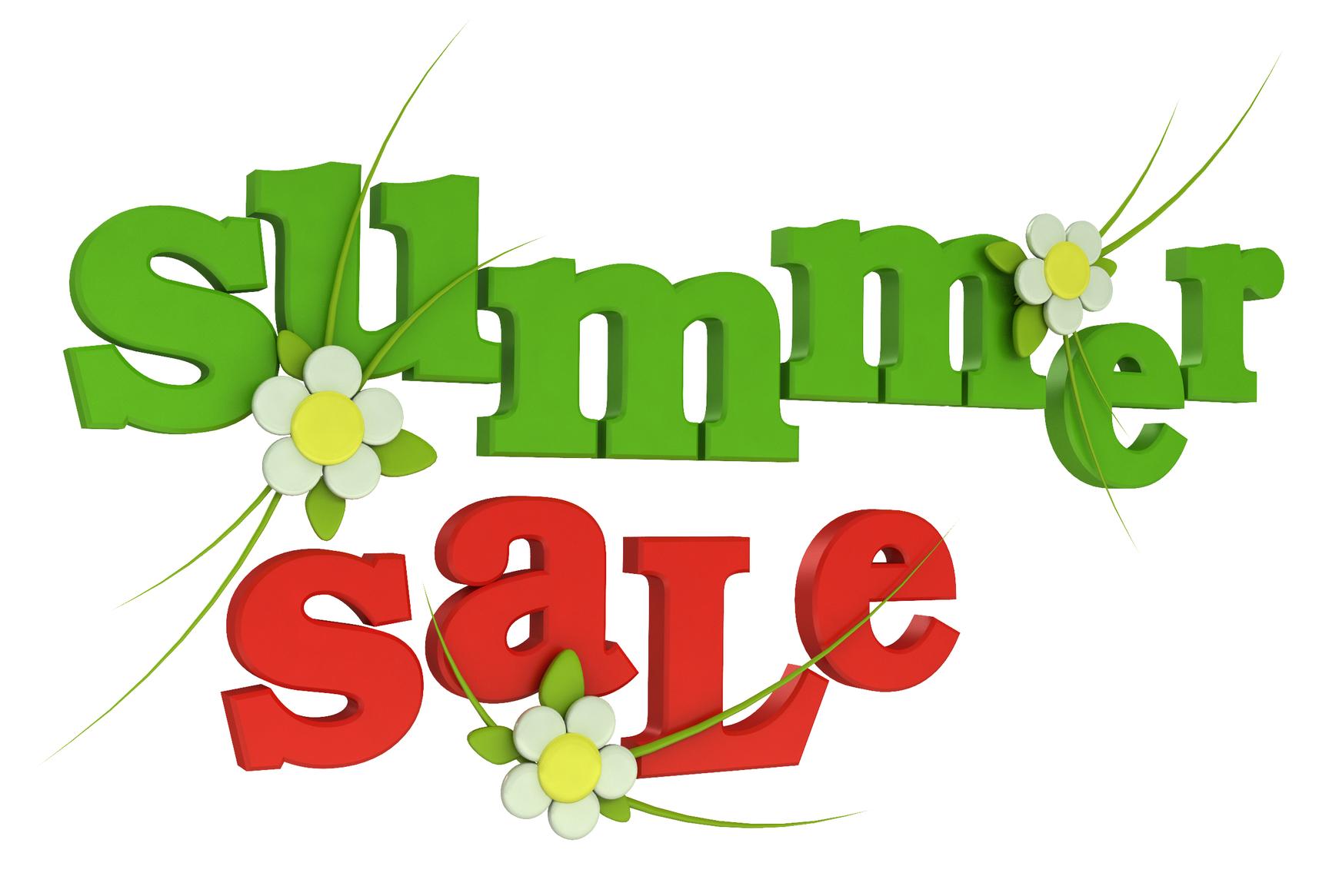 Summer Weekend Launch Sale