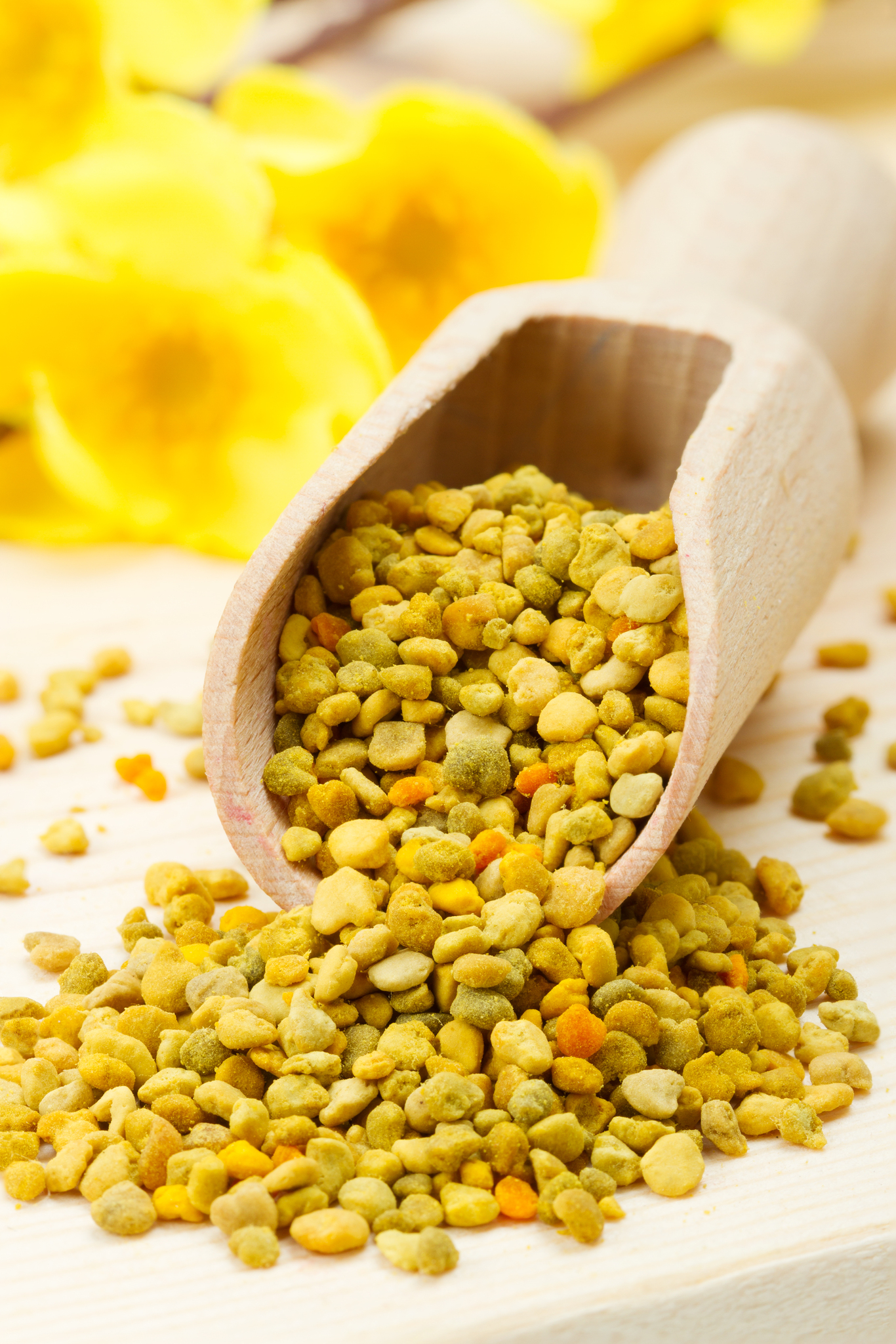 The Healthy Buzz About Bee Pollen