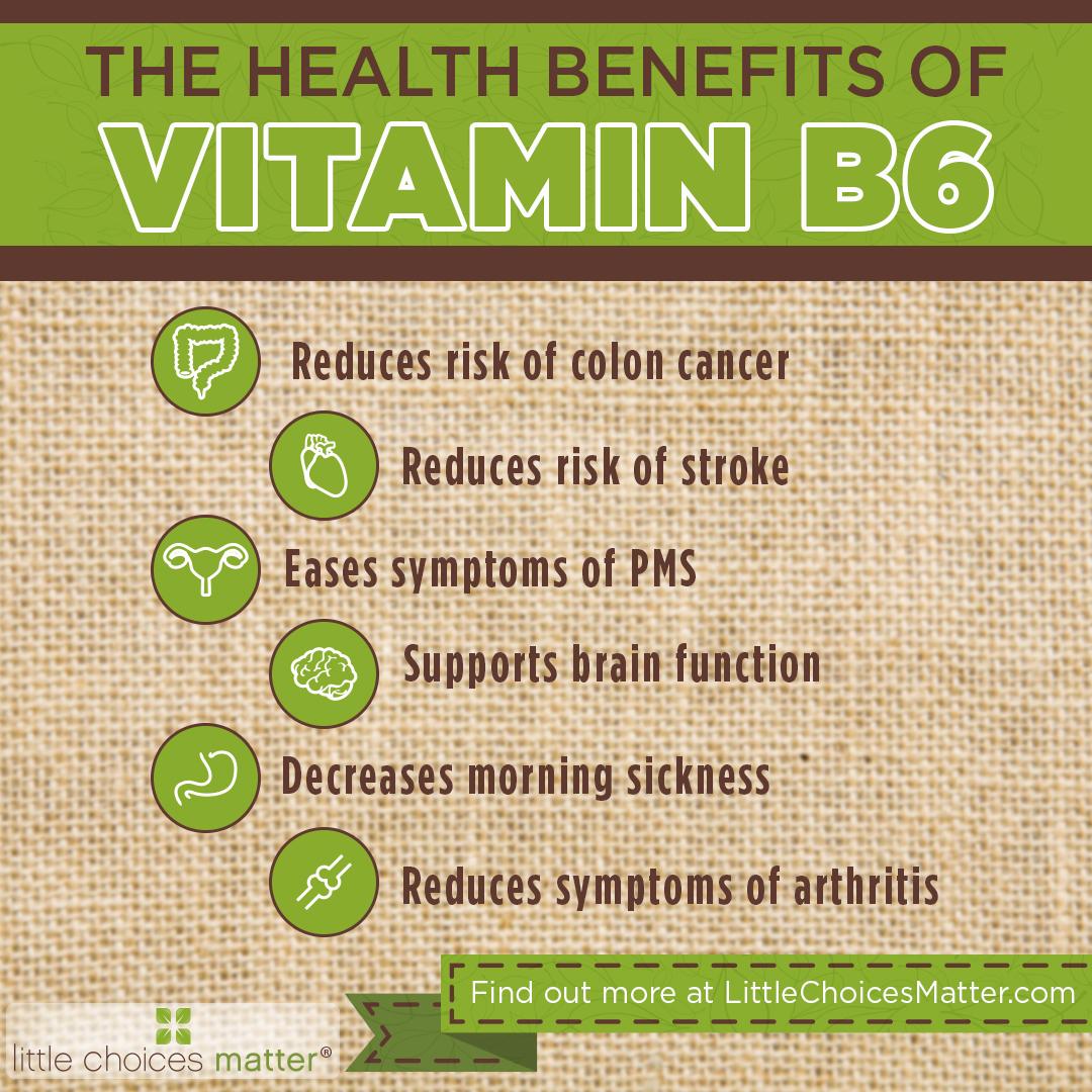 Get Balanced With B and B6!