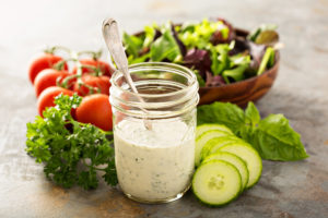 Over 20 uses for Heavenly Ranch Guilt-Free Salad Dressing