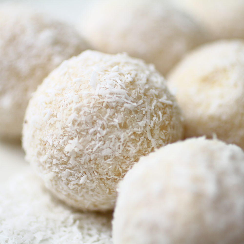 Sweet Snowball Cookies
