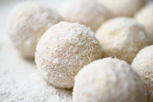Sweet Snowball Cookies