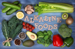 Lose Weight by Alkalizing Your Body